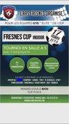 FRESNES CUP INDOOR 2018 U10 - A.A.S. FRESNES FOOTBALL