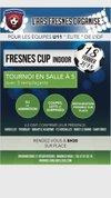 FRESNES CUP INDOOR 2018 U11 - A.A.S. FRESNES FOOTBALL
