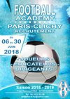 Plus qu' un club ! - Academy Football Paris Clichy
