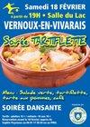 Soirée Tartiflette - Amicale Sportive Vernousaine