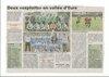 Article La Depeche sur 1er tour de la Coupe de France - AS Andrésienne