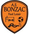 logo du club AS BONZAC Foot Loisir