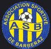 logo du club ASSOCIATION SPORTIVE DE BARBERAZ