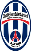 logo du club ASCAIR PARIS FOOTBALL ENTREPRISE