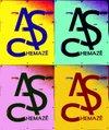 logo du club A.S CHEMAZE