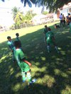 les U10 en action - ASC LA FREGATE