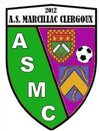 logo du club ASSOCIATION SPORTIVE MARCILLAC CLERGOUX
