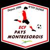 Pays Montrésorois ECF