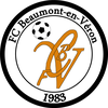 logo du club FC Beaumont en Véron