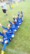 Journée des U7 à ST Christine le 13 juin samedi qui clôture la saison !! Repos et concentration avant les matchs !!!  Photos Fred Landais - FOOTBALL CHALONNES CHAUDEFONDS