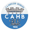 logo du club Club Athlétique Harfleur Beaulieu Football