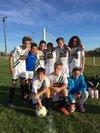 2015 11 07 - U13 à Fontenilles et à Colomiers - CADOURS Olympique