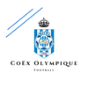 logo du club COEX OLYMPIQUE FOOTBALL