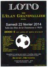 loto du foot - Elan grandvallier saint laurent