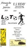 loto du club ce dimanche 21 janvier  a 14h30 salle des fetes de Rémy - ETOILE  SPORTIVE DE REMY