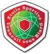 logo du club ETOILE SPORTIVE DE VOUNEUIL SOUS BIARD
