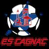logo du club Etoile Sportive Cagnacoise
