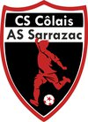 logo du club Entente sportive CS Colais_Association sportive sarrazacoise