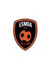 "logo du club E.S.M.G.A    -     ""Ententes Sportives du Mont-Gaillard"""