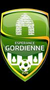 logo du club Esperance Gordienne Ensemble Réécrivons l'histoire ...