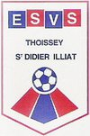 logo du club ESVS THOISSEY, ST DIDIER, ILLIAT