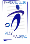 logo du club Football Club Ally Mauriac