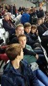 Les U15 à Bollaert pour le match RC Lens - Quevilly le 18.09.17 - FC-ANNOEULLIN