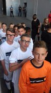 U14 au challenge Orange de Losc-Caen le 20.08.14 - FC-ANNOEULLIN