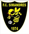 logo du club FOOTBALL CLUB DE SIMANDRES