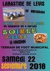 Pétanque + soirée pizza - FC Labastide de Lévis