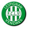 logo du club FOOTBALL CLUB LESPIGNAN VENDRES