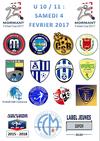 MFC 2017/ PRESENTATION CLUBS U11  - FOOTBALL CLUB DE MORMANT