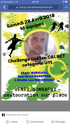 Challenge 28 avril 2018 - Football club bruillois