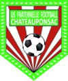 logo du club US FRATERNELLE FOOTBALL CHATEAUPONSAC