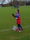 GJ U18 Féminine contre Fontenay , Défaite 6 à 1 - GJ OLONNE-CHATEAU