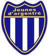 logo du club JEUNES D'ARGENTRE FOOTBALL