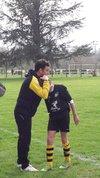 U15 - 18/03/17 - recevant Hers Coussa - Jeunesse Sportive Cintegabelloise
