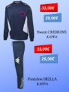 Pantalon BIELLA Training Enfant KAPPA