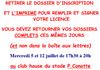 Inscription Licence 2017 / 2018 - MONTREUIL-JUIGNÉ BÉNÉ FOOTBALL