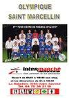 Retro sur l'Olympique Saint Marcellin - Olympique Saint Marcellin