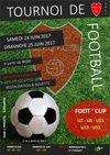 FOOT'CUP  #TOURNOI 2017 Quincampoix U7 - U9 - U11 - U13 - U15 - PLATEAU DE QUINCAMPOIX F.C