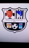 Blason Presles Football Club Cusset - PRESLES FOOTBALL CLUB CUSSET