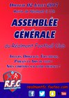 Assemblée générale - Réalmont Football Club