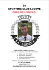 SERVICE CIVIQUE - SPORTING CLUB LODEVE