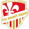 logo du club fc st- remy