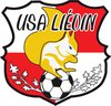 logo du club U13 USA LIEVIN