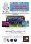 Stage de football  Vacances de la Toussaint du 23 au 26 octobre 2018 / U.G.A. LYON-DECINES Junior Foot Académie - Union Générale Arménienne Lyon-Décines