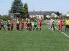 Quart de finale chalenge de district 2016 contre St Saturnin - UNION SPORTIVE CROSMIÈROISE