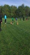 Stage de Pâques jour 2 - US LOGNES FOOTBALL