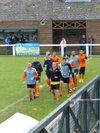 Reportages photos du match des Séniors A face à Saint Nicolas de notre amie Sarah Leprince - Union Sportive Luneraysienne